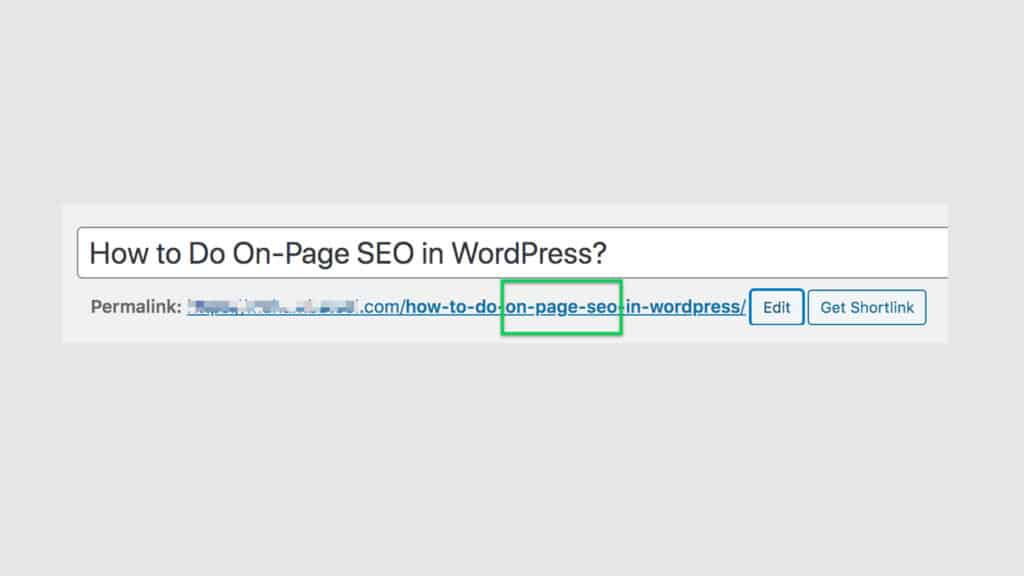 How to Do On-Page SEO in WordPress - 14 Essential On-Page SEO Factors 1