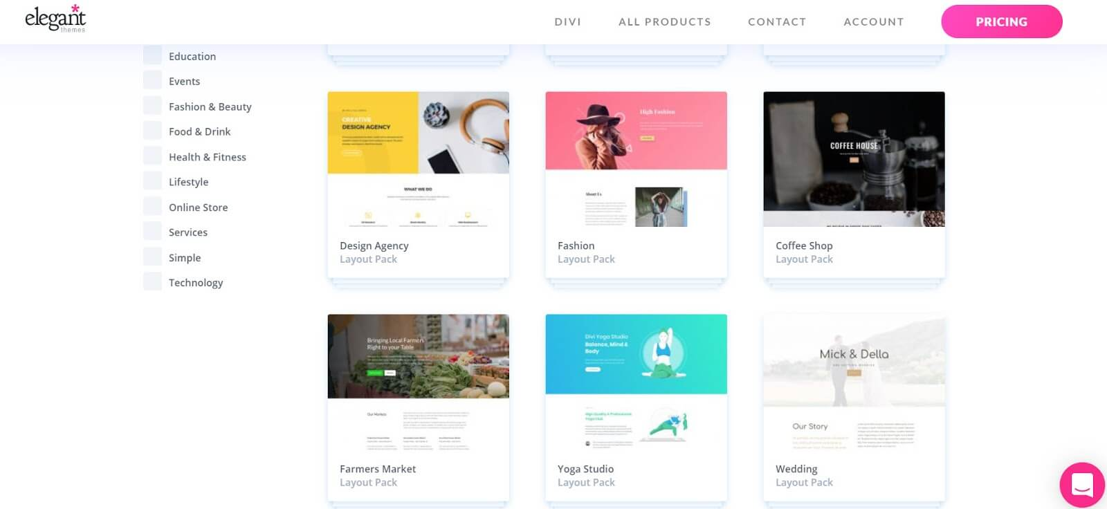 Elegant Themes Overview